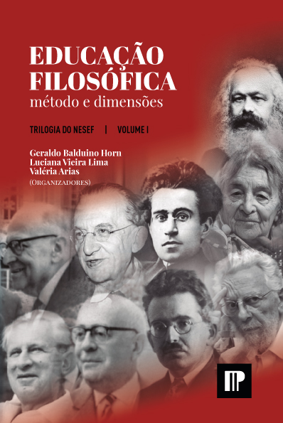 Educação Filosófica: método e dimensões (V.1 – TRILOGIA DO NESEF)